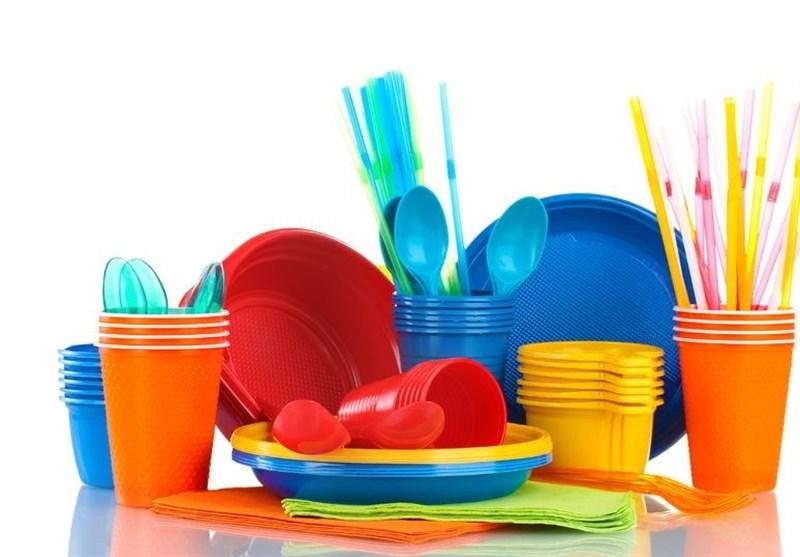 ظروف یکبار مصرف رستورانی